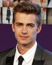 Actor Hayden Christensen