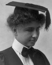 Author Helen Keller