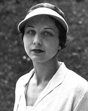 Tennis Player Helen Wills Moody