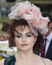 Actress Helena Bonham Carter