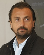Tennis Player Henri Leconte