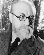 Impressionist Painter Henri Matisse