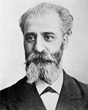 Chemist and Nobel Laureate Henri Moissan