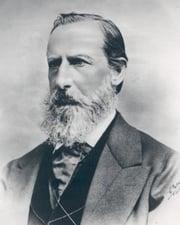 Founder of Nestlé Henri Nestlé