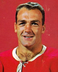 Ice Hockey Great Henri Richard