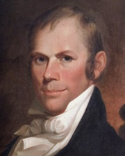 Legislator and Orator Henry Clay