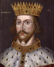 King of England Henry II of England