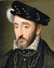 King of France Henry II
