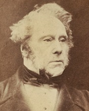 British Prime Minister Henry John Temple
