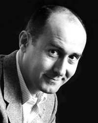 Composer and Conductor Henry Mancini