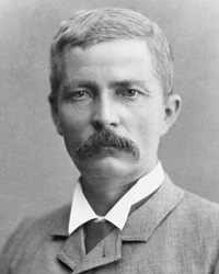 Journalist and Explorer Henry Morton Stanley
