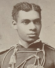 Soldier and Former Slave Henry Ossian Flipper