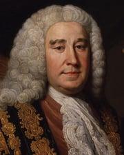 British Prime Minister Henry Pelham