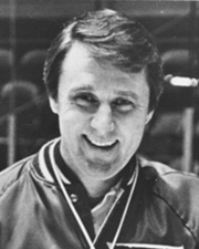 Ice Hockey Player & Coach Herb Brooks