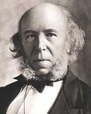 Philosopher and Intellectual Herbert Spencer