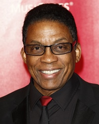 Musician and Composer Herbie Hancock