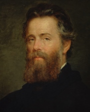 Moby Dick Author Herman Melville