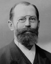 Chemist and Nobel Laureate Hermann Emil Fischer