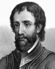Spanish Explorer and Conquistador Hernando de Soto