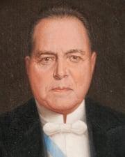 Argentine President Hipólito Yrigoyen