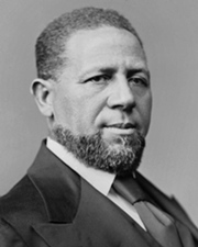 Minister and US Senator Hiram R. Revels
