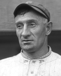 MLB Shortshop Honus Wagner
