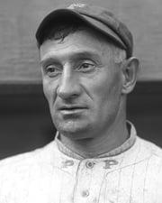 MLB Shortshop Honus Wagner