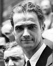Aviator and Businessman Howard Hughes