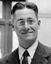 Pathologist and Nobel Laureate Howard Florey