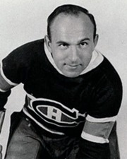 NHL Center Howie Morenz