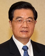 Paramount Leader of China Hu Jintao