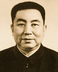 Paramount Leader of China Hua Guofeng