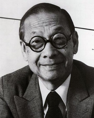 Architect I. M. Pei