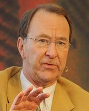 Historian Ian Kershaw