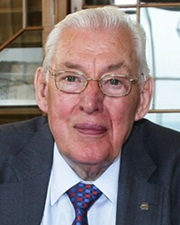 First Minister of Northern Ireland Ian Paisley