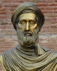 Islamic Scholar, Philosopher and Historian Ibn Khaldūn