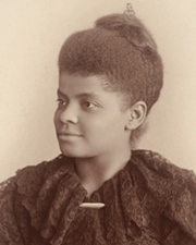Civil Rights Leader, Journalist and Suffragist Ida B. Wells
