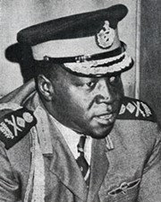 Ugandan Dictator Idi Amin