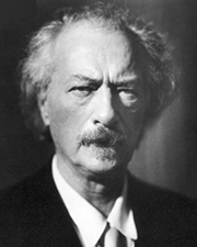 Pianist, Composer and Polish Prime Minister Ignacy Jan Paderewski