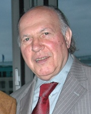 Author and Nobel Laureate Imre Kertész