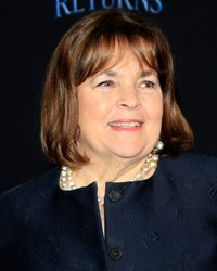 Author and Cooking Show Host Ina Garten