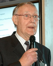 Entrepreneur and Founder of IKEA Ingvar Kamprad