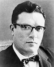 Author, Biochemistry Professor Isaac Asimov