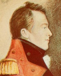British Army Officer and Administrator Isaac Brock