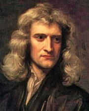 Physicist & Mathematician Isaac Newton