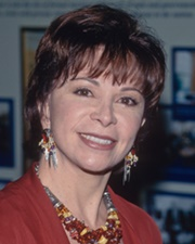 Writer Isabel Allende