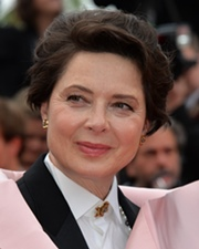 Actress Isabella Rossellini