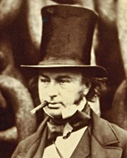 Engineer Isambard Kingdom Brunel
