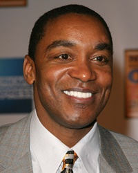 NBA Point Guard and Head Coach Isiah Thomas