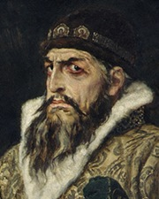 Russian Tsar Ivan the Terrible